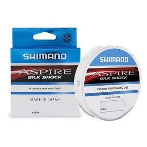 Shimano Aspire Silk Shock 50 mt.